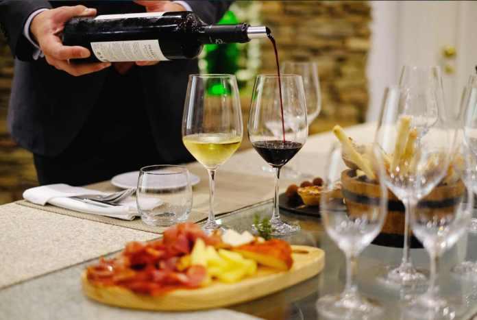 jantares vínicos