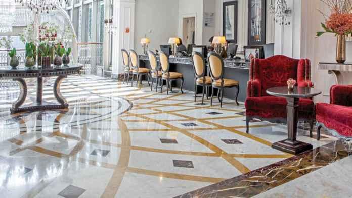 melhor hotel histórico de luxo