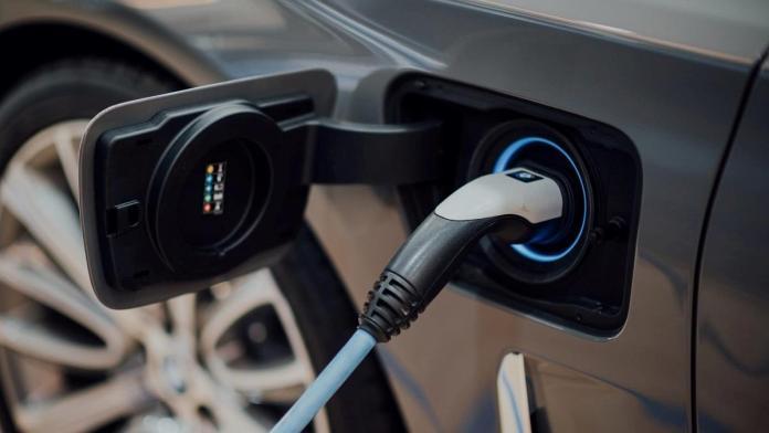 carregamento de carros eletricos