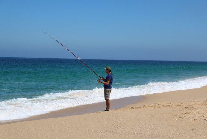 pesca lúdica