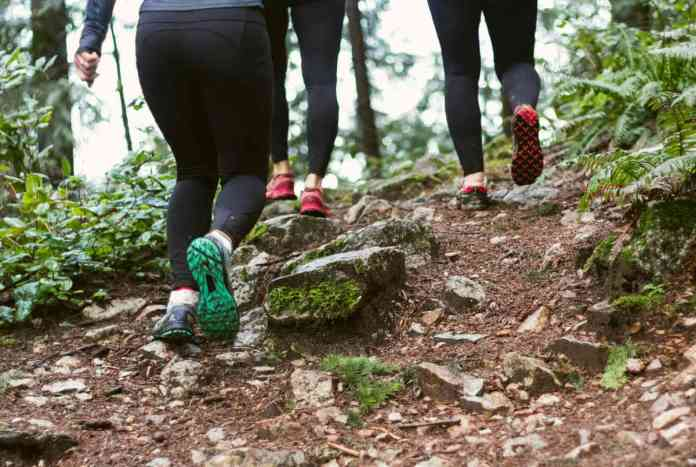 prova de trail