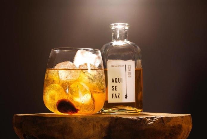 cocktails preparados