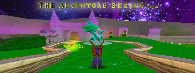 Image result for spyro the dragon ps1 game review