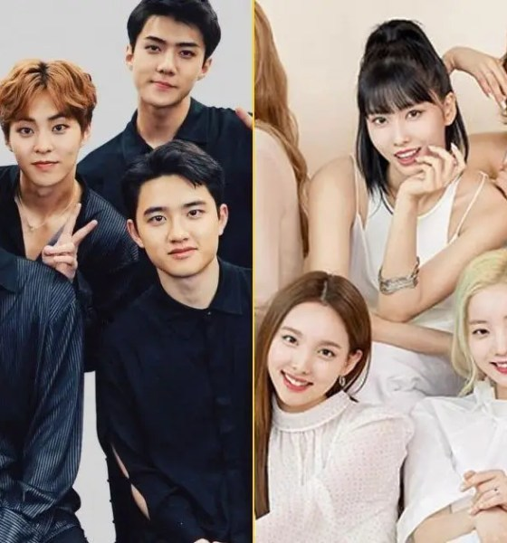 EXO, TWICE selected as CHARITY ANGELS in April