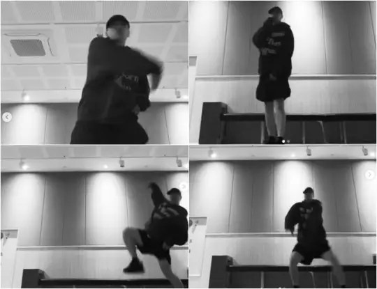 BigBang - Taeyang, Uncolored Dance during military vacuum ... Expectation of a comeback