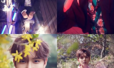 """SUPER JUNIOR-K.R.Y. RYEOWOOK Teaser Photo Released, Focusing on the Constant """"Little Prince"""" Visual"""