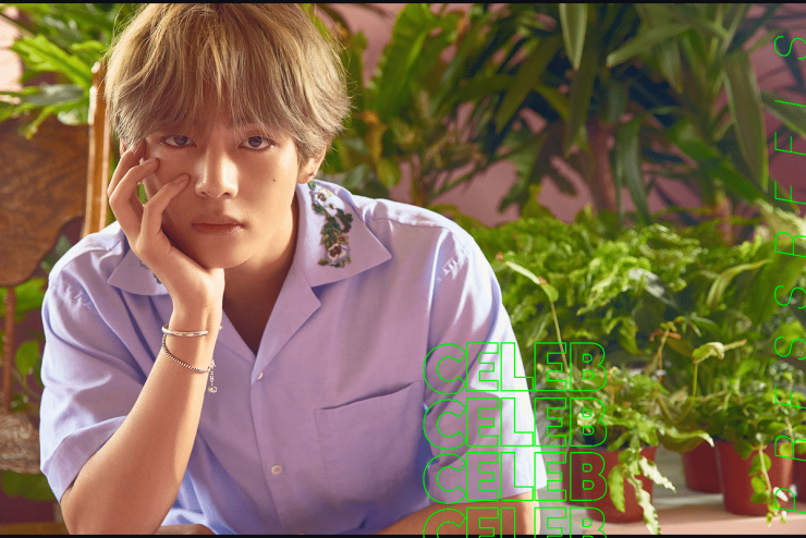 BTS V appeared on Japan 'CDTV' to Unveil STAY Gold for the first time
