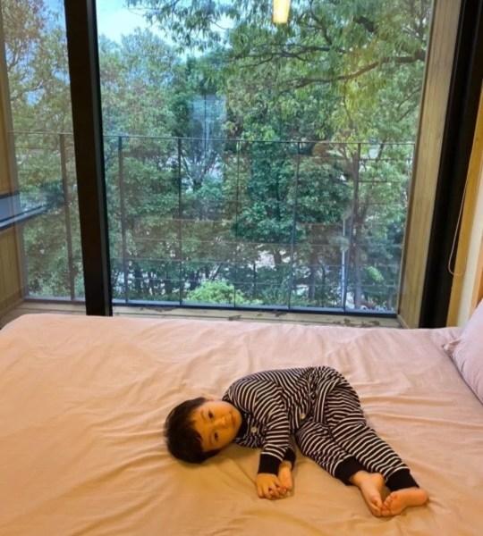 Gary's Son Hao Daily Life