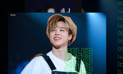 Vogue Japan exclusively posts BTS Jimin 'Dear Class of 2020 congratulatory speech' on SNS