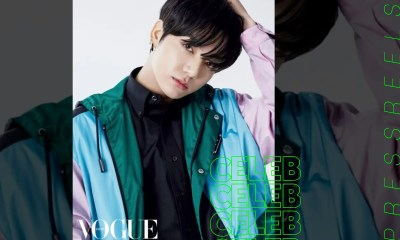 BTS Jungkook Reveals Personal Photos in Vogue Japan
