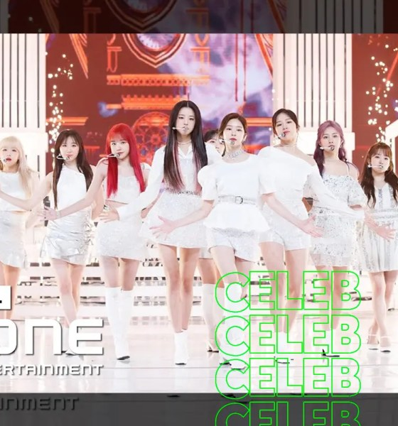 IZONE Ranked No. 1 on the chart with 'Secret Story of the Swan' - All the Songs is entered in the Chart