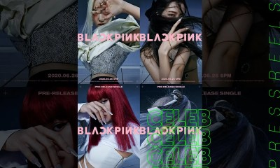 On June 15 at 9 AM, YG Entertainment uploaded BLACKPINK's comeback teaser poster through their official blog.
