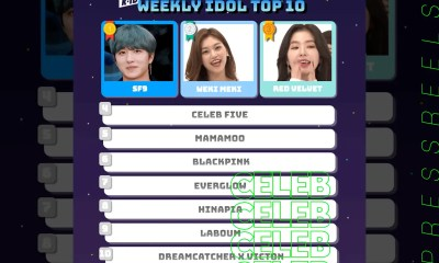 Top 10 U.S. Weekly Rankings in the 3rd Week of June - K-Pop Entertainment TV channel, NEW K.ID, Has Released