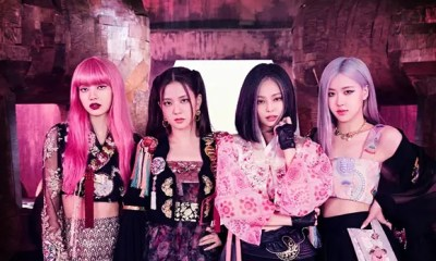 "Billboard in the US ""BLACKPINK is the biggest girl group that caught the world"""