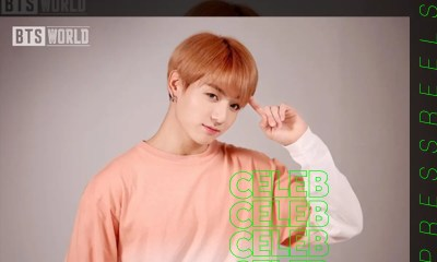 BTS Jungkook looks like a Lovely Little Brother