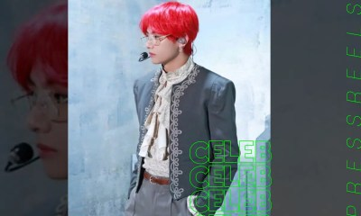 BTS V Tops the List of Boy idols in the 'Hot Image Like the Sun' Vote