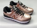1589929 thum - New Balance 574 gold New Balance ML574SFF 海外限定 日本未入荷ニューバランス 574 レザー ゴールド 男 メンズ スニーカー シューズ 送料無料