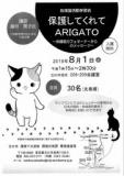 1600316 thum - 保護してくれてARIGATO〜保護猫カフェオーナーからのメッセージ