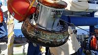 1112 07 1 - 世界で3ヶ国目 宇宙ISSからカプセル回収 「こうのとり」放出・南鳥島沖