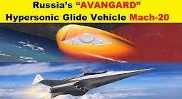 1227 02 1 - ロシア 迎撃無効化極超音速M20「Avangard」ミサイル発射実験に成功