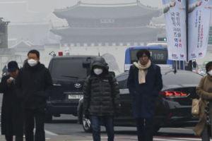 0117 01 1 - 韓国の大気汚染の原因 中国の大気汚染と地球破壊