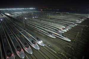 0130 04 1 - 中国新幹線 85兆円の負債 造り続けて2.9万キロ 大赤字丸出し経済リスクに