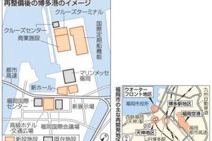 0220 11 1 - 特区・福岡市の大改造 第3弾WF地区大開発 天神ビッグバン・博多コネクテッドに続く