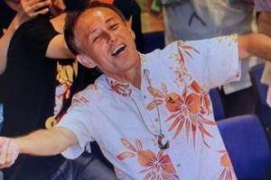0318 02 1 - 浦添市、松本哲治市長かく戦えり。(沖縄県)