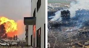 0325 12 1 - 塩城・化学工場爆発 犠牲者64人に拡大、なお28人不明