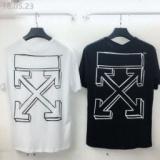 1614503 thum 1 - 人気モデルオフホワイト 2色可選半袖Tシャツ人気が再燃! Off-White