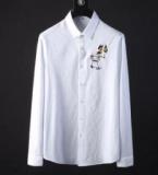 1614945 thum 1 - フェンディ FENDI 上質な素材採用 シャツ 3色可選 人気商品新色登場! 大人の魅力を溢れる