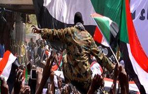 0412 20 1 - スーダンで無血クーデター 中国と仲良しのバシル大統領を拘束