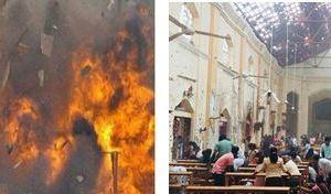 0422 02 1 - スリランカ 3教会・3高級ホテルら8ヶ所同時爆発テロ 外国人も35人死亡 政争・民族・宗教