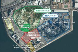 0521 10 1 - ディズニーシー新ポート「ファンタジースプリングス」に決定 22年オープン 2500億円投資