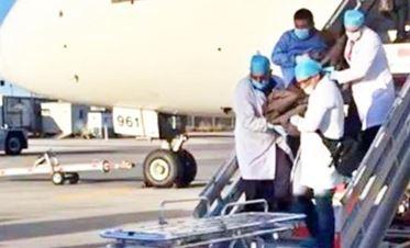 0527 11 1 - メキシコ緊急着陸 死亡したUDO・N 体内から246個のコカイン包