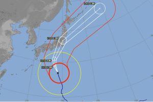 1011 02 1 - 大型で非常に強い台風19号 12日夜 伊豆半島から那須塩原付近へ