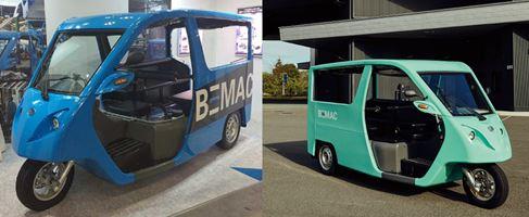 1023 04 1 - 今治のBEMAC=旧渦潮電機 比に電動トライクを3千台納車完了