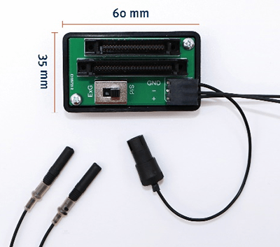 Figure 5: LabSim adapter for actiCHamp and BrainAmp family.