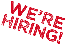 We are hiring - open positions - jobs