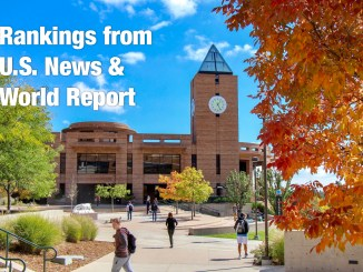 U.S. News & World Report fall ranking