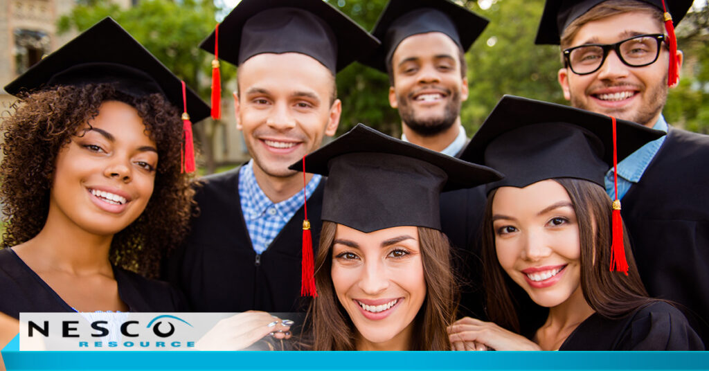 4 Reasons Why New College Grads Should Take a Temporary Job  Nesco Resource Pressroom