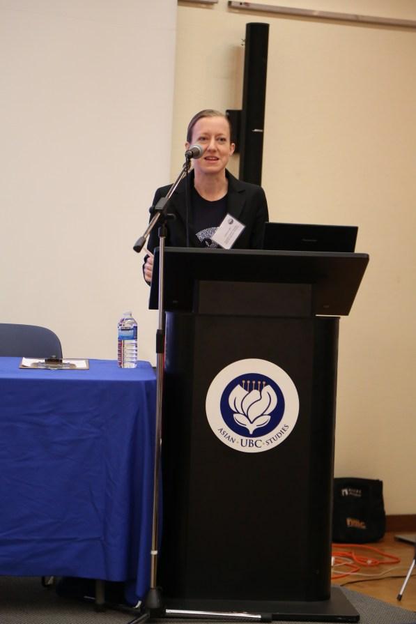 CJR Co-director Dr. Laffin