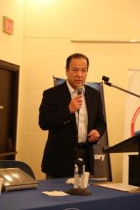 Consul General Seiji Okada
