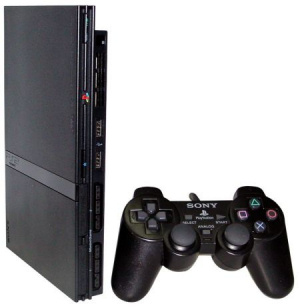 Slimmer, Sleaker PS2 now $99.99