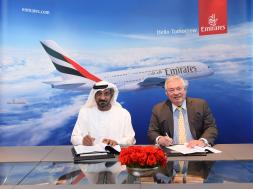 Emirates A380 Order Signing – 2018