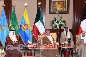 أمير الكويت يلتقي بن علوي لبحث سبل تعزيز مسيرة مجلس التعاون