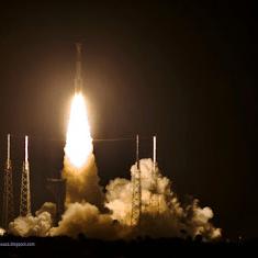 Lancement de SpaceX Falcon 9