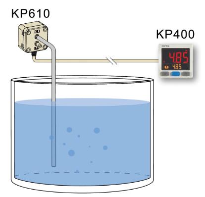 Liquid level detection - Pressure-sensors.eu