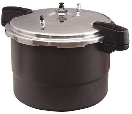 Granite Ware 0730-2 Pressure Canner/Cooker/Steamer