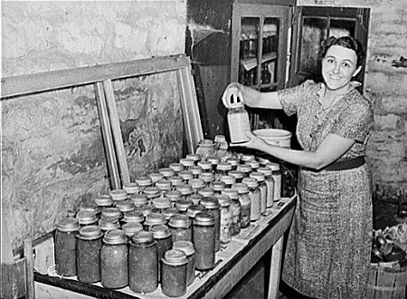 History Of Canning